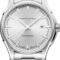 Hamilton Jazzmaster Viewmatic H32665151 Herren Automatikuhr...
