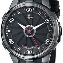 Perrelet TURBINE XL ALL BLACK - 100 % NEW - FREE SHIPPING