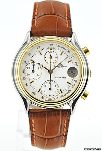 Baume &amp;amp; Mercier Baumatic Chronograph 6103