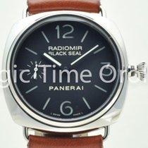 Panerai Radiomir 45mm steel Black Seal PAM 00183
