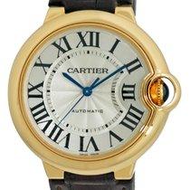 "Cartier ""Ballon Bleu"" Automatic Strapwatch."