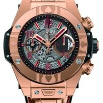 Hublot Big Bang Unico King Gold World Poker Tour 45mm