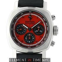 Panerai Ferrari Granturismo Chronograph 45mm Red Dial