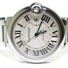 Cartier Ballon Bleu 42mm Stainless Steel Watch