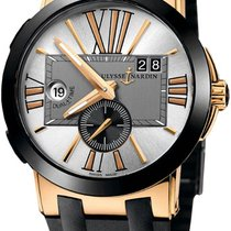 Ulysse Nardin Executive Dual Time 246-00-3-421
