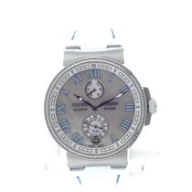Ulysse Nardin Marine Chronometer Manufacture (Diamond)