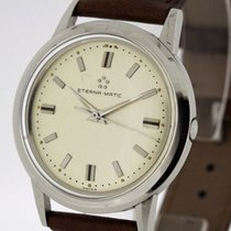 Eterna -MATIC Vintage Automatic Men's Watch Cal. 1412 U...