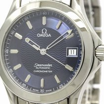 Omega Polished Omega Seamaster Jacques Mayol 20th Aniversary...