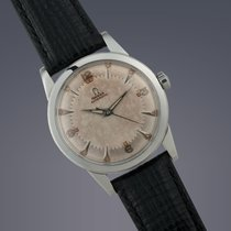 Omega 'Seamaster' stainless steel automatic 'Bumpe...