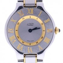 Cartier Must Automatic-self-wind Womens Watch 1340 (certified...