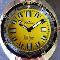 Doxa Sub 5000T Divingstar