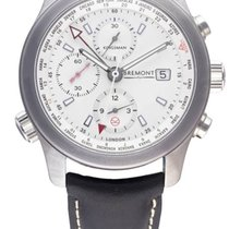 Bremont KINGSMAN AUTOMATIC WORLD TIME CHRONOGRAPH
