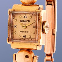 Gruen Circa 1945 Fashion Watch.