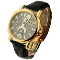 Ulysse Nardin Dual Time GMT Big Date in Rose Gold