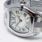 Cartier Roadster Stainless Steel Ladies ~ W62016V3