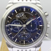 Omega De Ville Chronoscope Co-Axial GMT Chrono - 422.10.44.52....
