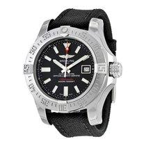 Breitling Avenger II Seawolf Automatic Black Dial Men's Watch