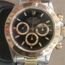 Rolex Daytona 16523 Gold/Steel Zenith Chrono 40mm U Serial 1997