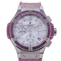 Hublot Big Bang Tutti Frutti 41 Automatic Purple Leather