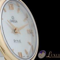 Omega De Ville Prestige Small Quartz 18kt Rotgold/Edelstahl |...