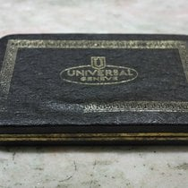 Universal Genève VINTAGE WATCH BOX VERY RARE FOR TRICOMPAX AND...