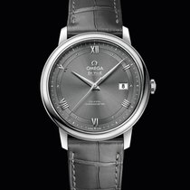 Omega De Ville Prestige Co-Axial Grey Dial 39,5 MM  T