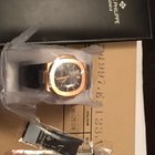 Patek Philippe Watches: 5712R-001 Nautilus Rose Gold SEALED
