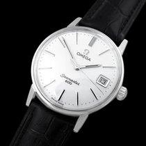 Omega 1966 Seamaster 600 Vintage Mens Handwound Watch - Stainless