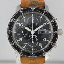 Sinn 103 ST Chronograph #A3072 Box, Papiere