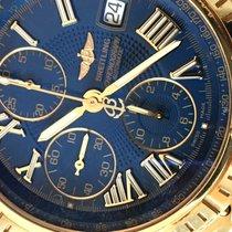 Breitling Crosswind Chronograph gold full set