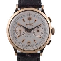 Eberhard & Co. Extra Fort Rose Gold Chronograph Ref.794