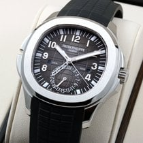 Patek Philippe Aquanaut Steel 40mm Dual Time 5164A-001 Unworn