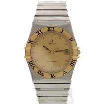 Omega Men's Omega Constellation 18k YG/ SS 396.1070.1