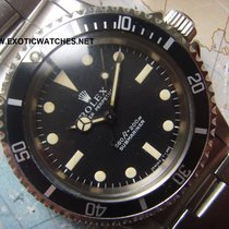 Rolex 1970 IMMACULATE 5513 Submariner with beautiful CREAM PATINA