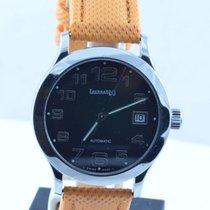 Eberhard & Co. Aiglon Automatik Herren Uhr 40mm Stahl/stah...