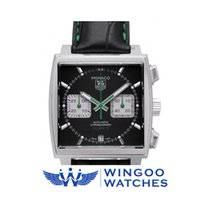 TAG Heuer MONACO Racing Green Calibro 12 Ref. CAW2117.FC6271