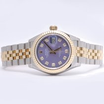Rolex Date Just Lady Violet Lavender 279173