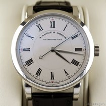 A. Lange & Söhne Richard Lange Platinum Watch 40.5 mm