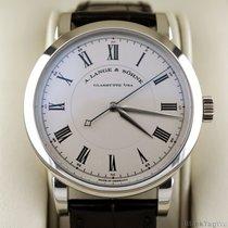 A. Lange & Söhne Richard Lange Platinum Watch 40.5 mm