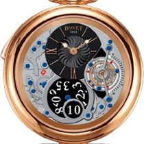 Bovet Amadeo Fleurier Grand Complications 44 5-Day Tourbillo