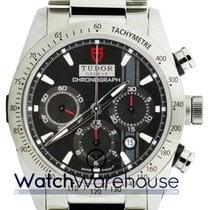 帝陀 (Tudor) 42000-95730 BLK IND Fastrider Chronograph Black...