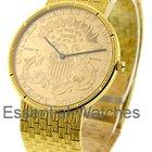Corum $20 Gold Coin Watch on Bracelet