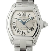 Cartier Roadster Collection Roadster Large 37mm Stainless...