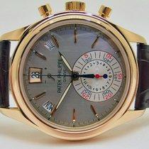 Patek Philippe rare 5960R grey Dial Annual Calender - Full Set