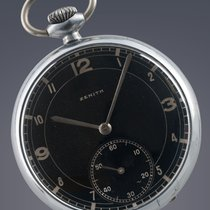 Zenith Openfaced Manual Pocketwatch