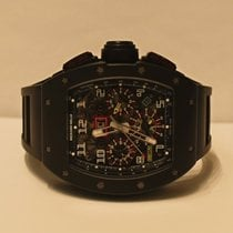 Richard Mille Felipe Massa Black Carbon