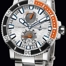 Ulysse Nardin Marine Diver Titanium