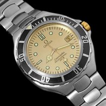 Omega Seamaster 200M Pre-Bond Dive Watch, Date - Stainless...