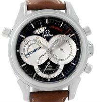 Omega Deville Chronoscope Rattrapante Split Second Watch...