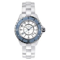 Chanel H4340 J12 Collector Blue Limited Edition 1200 Pcs 33mm